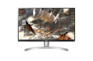 LG 27UL650-W 4K UHD IPS LED Monitor PC