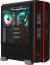 RIOTORO CR1288TG Prism RGB Full-Tower Gamer Gépház thumbnail