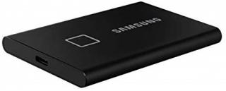 Samsung T7 Touch external Black , USB 3.2, 1TB