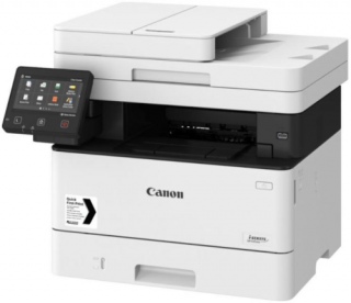 iSensys Canon MF445DNWF DSDF MFP A4, Mono, Lézer, Multifunkciós, Faxol, Duplex,