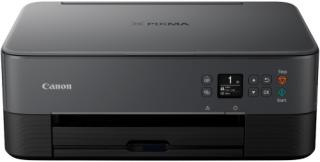 Canon Pixma TS5053W Tintás MFP szürke, A4, színes, otthoni multifunkciós nyomtat PC