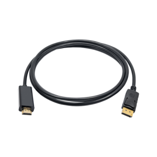 Akyga Kábel HDMI / DisplayPort AK-AV-05 1.8m PC