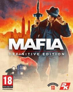 Mafia Definitive Edition (PC) Steam (Letölthető) PC