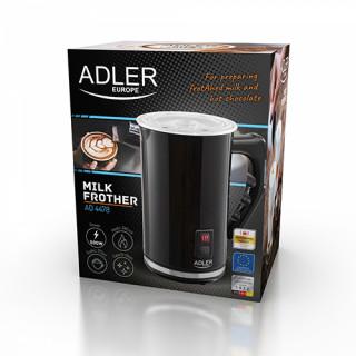 Adler AD4478 Tejhabosító és melegítő, 500W, Fekete