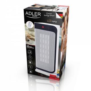 Adler AD7723 Kerámia hősugárzó