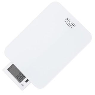 Adler AD3167 Konhyai mérleg USB töltéssel, 10kg