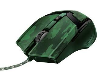 Trust 22793 GXT 101D Gav Optical Gaming Mouse - jungle camo (Bontott)