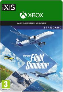 Microsoft Flight Simulator (ESD MS)