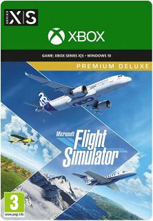 Microsoft Flight Simulator: Premium Deluxe Edition (ESD MS)