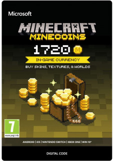 Minecraft: Minecoins Pack: 1720 Coins (ESD MS)