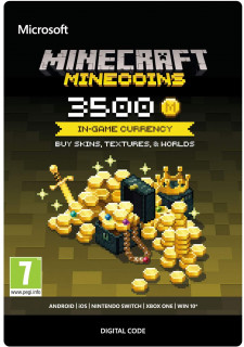 Minecraft: Minecoins Pack: 3500 Coins (ESD MS)