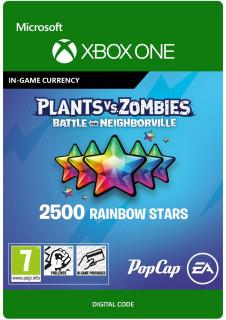 Plants vs. Zombies: Battle for Neighborville: 2500 Rainbow Stars (ESD MS)