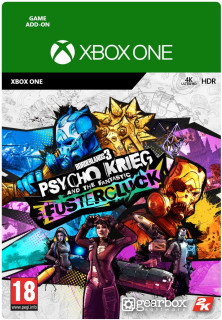 Borderlands 3: Psycho Krieg and the Fantastic Fustercluck (ESD MS)