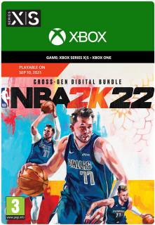 NBA 2K22 Cross-Gen Digital Bundle (ESD MS)