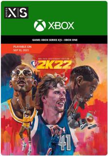 NBA 2K22 NBA 75th Anniversary Edition (ESD MS)