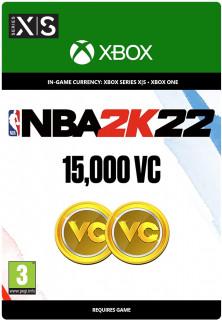 NBA 2K22: 15,000 VC (ESD MS)