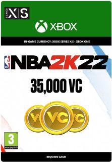 NBA 2K22: 35,000 VC (ESD MS)