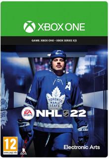 NHL 22: Standard Edition Xbox One (ESD MS)