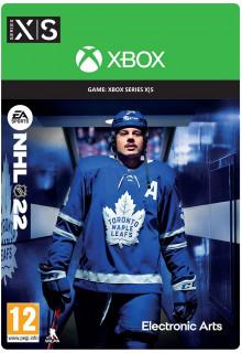 NHL 22: Standard Edition Xbox Series X (ESD MS)