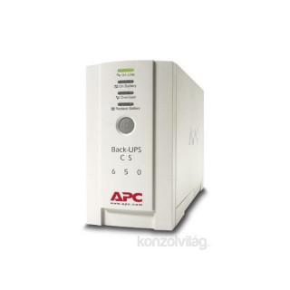 APC BACK UPS 650VA szünetmentes tápegység PC