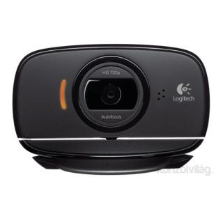 Logitech C525 720p mikrofonos fekete webkamera PC