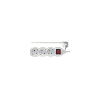 Emos P0323 Kapcsoló nélküli hosszabbító 3CS/2M PC
