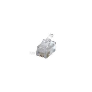 Somogyi USE TS 13X 6P4C RJ11 5db telefon dugó