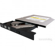 Samsung SATA 8x SN-208FB/BEBE OEM fekete slim DVD író PC