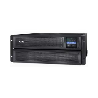 APC Smart X 3000VA Rack/Torony LCD 4U NC szünetmentes tápegység