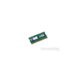 Kingston 4GB/1600MHz DDR-3 1,35V (KVR16LS11/4) notebook memória PC