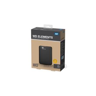 Western Digital Elements 2.5 1TB USB 3.0 (WDBUZG0010BBK)