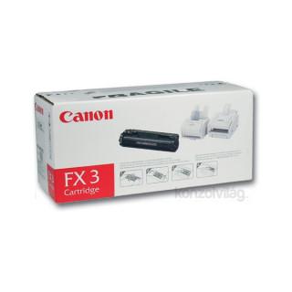 Canon FX-3 fekete toner PC