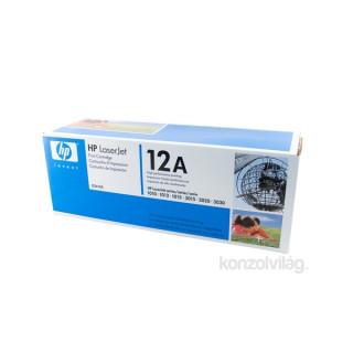 HP Q2612A (12A) fekete toner PC