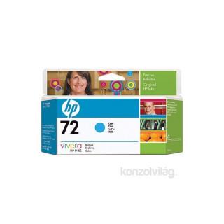 HP C9371A (72) cián 130ml tintapatron PC