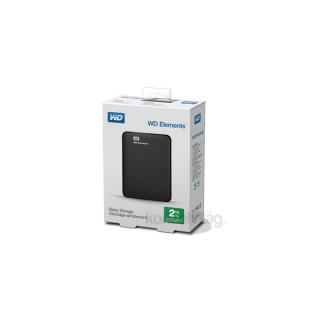 WD Elements 2TB (WDBU6Y0020BBK-EESN) PC