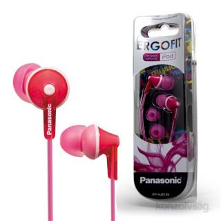 Panasonic RP-HJE125E-P rózsaszín fülhallgató PC