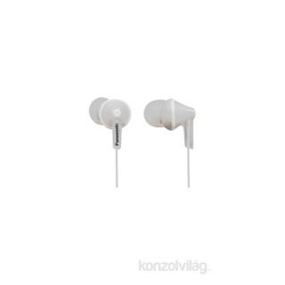 Panasonic RP-HJE125E-W fehér fülhallgató PC