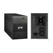 EATON 5E 650iDIN 360W fekete szünetmentes tápegység PC