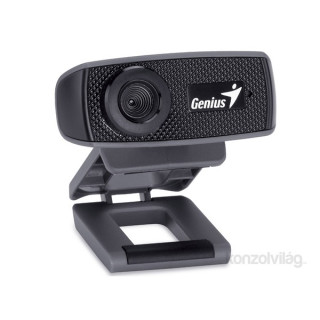 Genius Facecam 1000X_V2 fekete webkamera PC