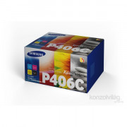 Samsung CLT-P406C 4 színű tonerkit PC