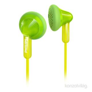Philips SHE3010 zöld fülhallgató