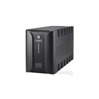 Centralion Aurora 2200 IEC 1100W fekete szünetmentes tápegység