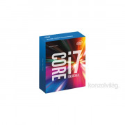 Intel Core i7 4,0GHz LGA1151 8MB (i7-6700K) box processzor PC