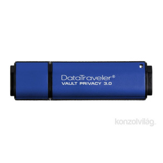 Kingston 4GB USB3.0 Kék (DTVP30/4GB) Flash Drive PC