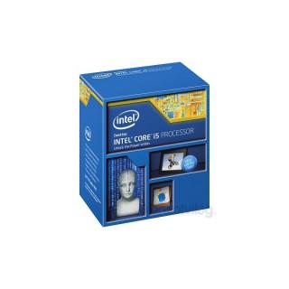 Intel Core i5 3,40GHz LGA1150 6MB (i5-4670) box processzor PC
