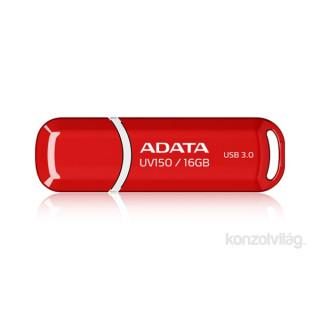 ADATA 16GB USB3.0 Piros (AUV150-16G-RRD) Flash Drive PC