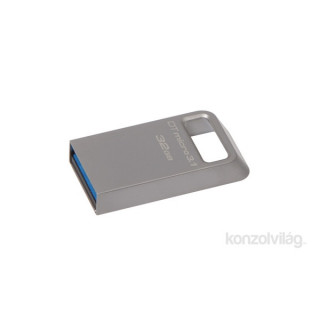 Kingston 32GB Micro USB3.1 A  Ezüst  (DTMC3/32GB) Flash Drive PC