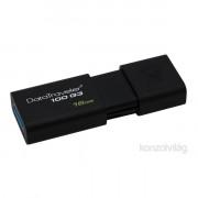 Kingston 16GB USB3.0 Fekete (DT100G3/16GB) Flash Drive PC
