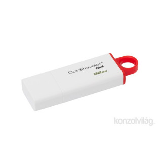 Kingston 32GB USB3.0 Piros-Fehér (DTIG4/32GB) Flash Drive PC