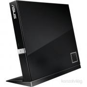 ASUS SBC-06D2X-U/BLK/G/AS dobozos fekete BluRay Combo PC